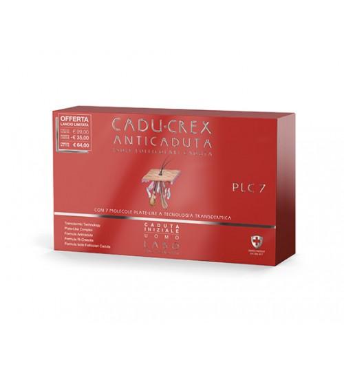 Cadu-crex Plc7 isole follicolari anticaduta Abbondante Donna 20 fiale