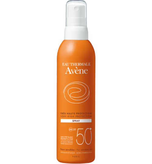 Avene Spray Sol Spf50+ Bb C/ga