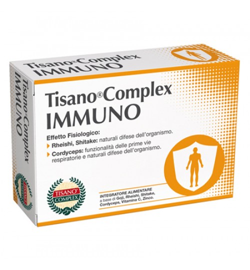 Cysti Tisano Complex 15cpr