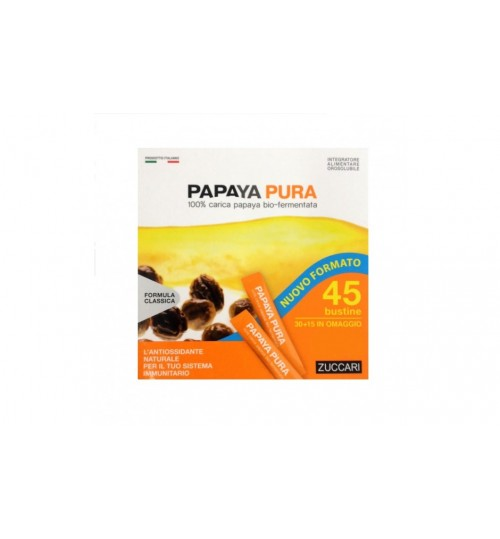 Papaya Pura  45 Stick Pack