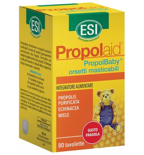 Propolaid Propolbaby 80orsetti