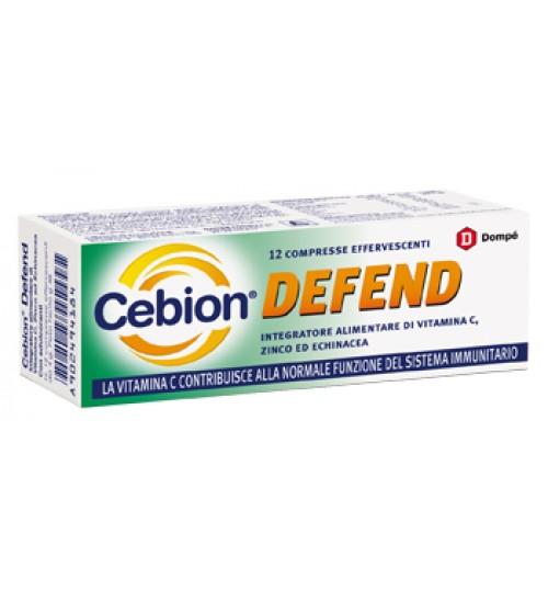 Cebion Defend 12cpr Effervesc