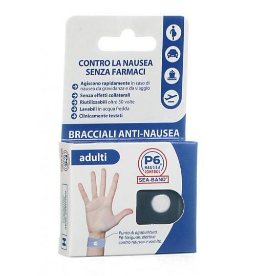 P6 Nausea Control Seaband Ad