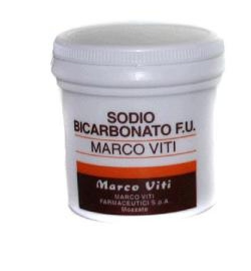 Sodio Bicarbonato Fu 100g