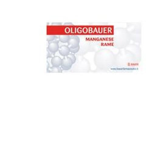 Oligobauer 2 Mn/cu 20ab 2ml