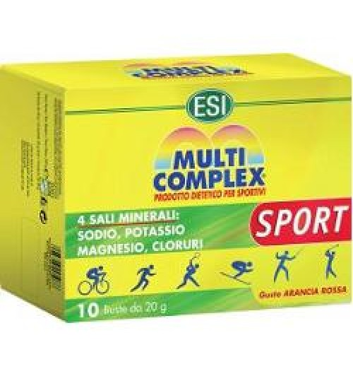 Multicomplex Sport 10bust