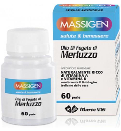 Massigen Fegato Merluzzo 60prl