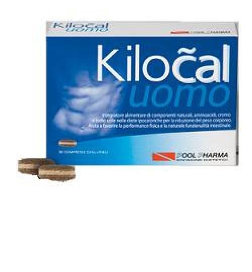Kilocal Uomo 30cpr
