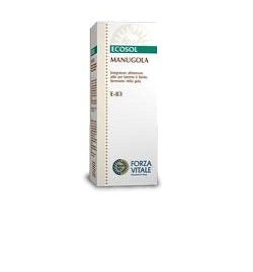 Manugola Spray Ecosol Gtt 10ml