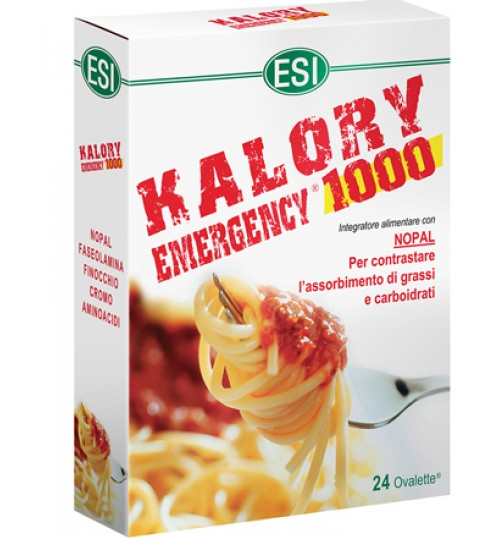 Kalory Emergency 1000 24oval