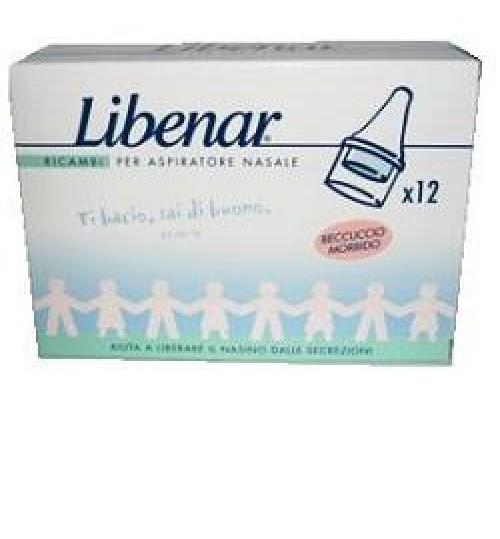 Libenar Filtri Aspir Nas 12pz