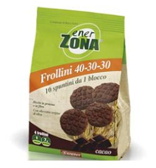 Enerzona Frollini Cacao 250g