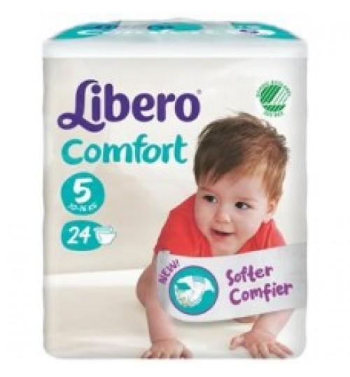 Libero Comfort 5 Pann 10-14 24