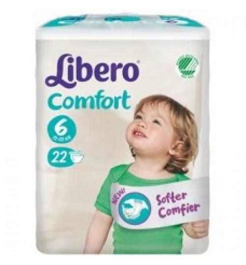 Libero Comfort 6 Pann 13-20 22