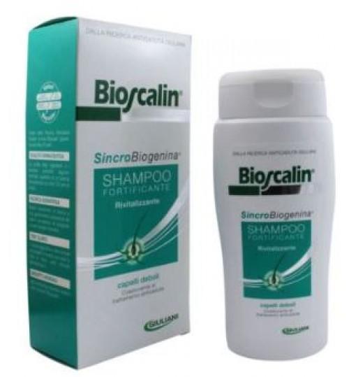 Bioscalin Sincr Sh Fort Rivit