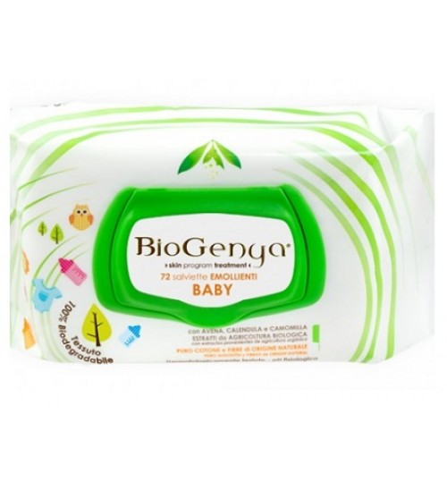 Biogenya Salv Baby Cot 72pz