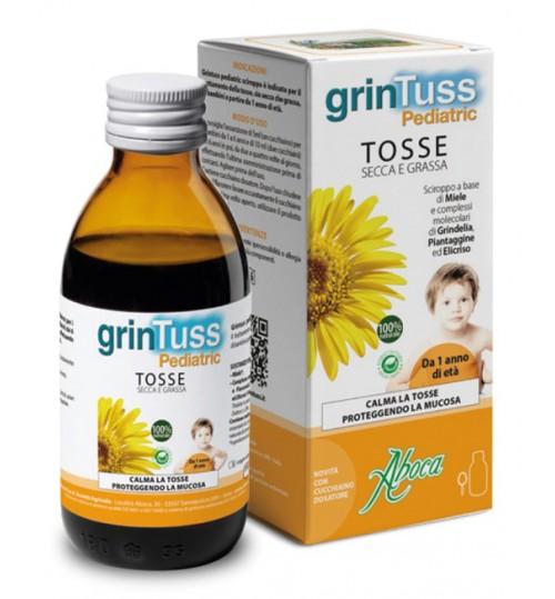 Grintuss Pediatric Scir 180g