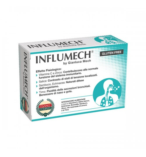 Influmech Tisano Complex 14cpr