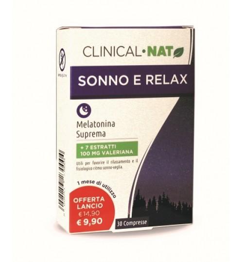 Clinical-nat Melatonina Suprem
