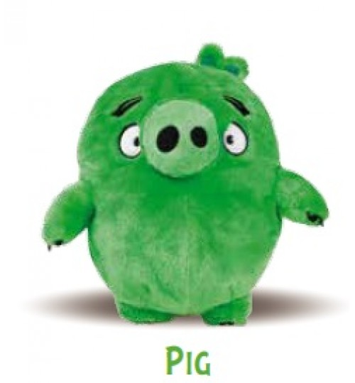 Angry Birds Pig Peluche Riscal