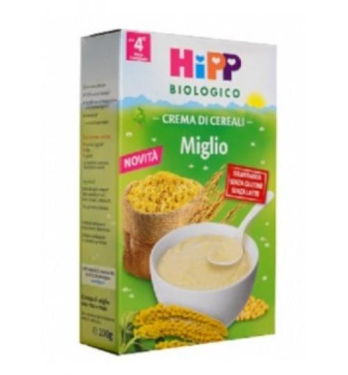 Hipp Bio Crema Cereali Miglio