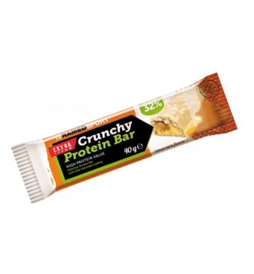 Crunchy Proteinbar Lem/tar 40g