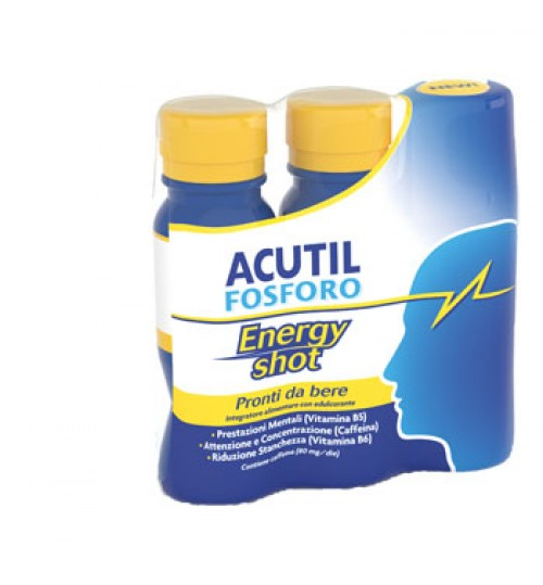 Acutil Fosforo Energy S 3x60ml