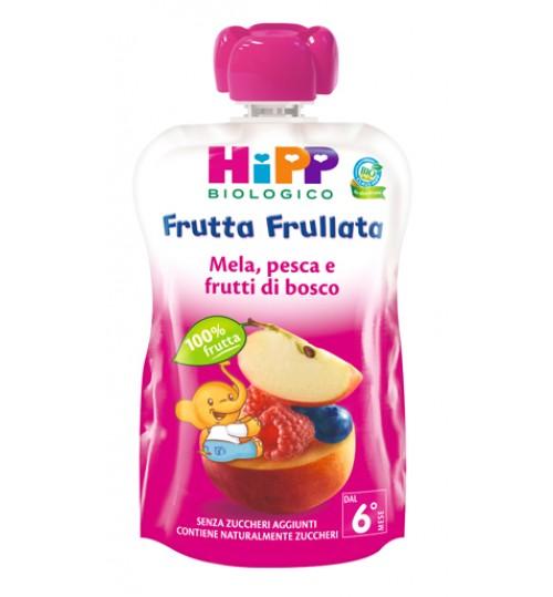 Hipp Bio Fru Frull Me/pesc/f B