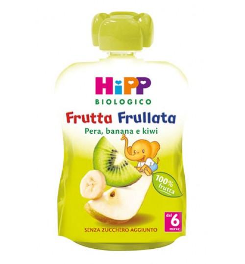 Hipp Bio Fru Frull Per/ban/kiw