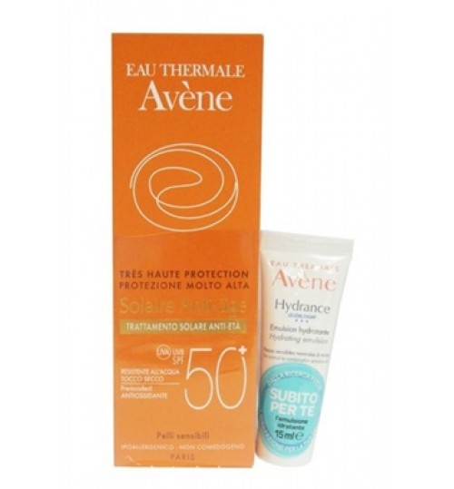 Avene Sol Kit Cr A/eta Spf50+h