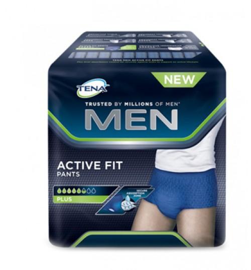 Tena Men Pants Active Fit L 8p
