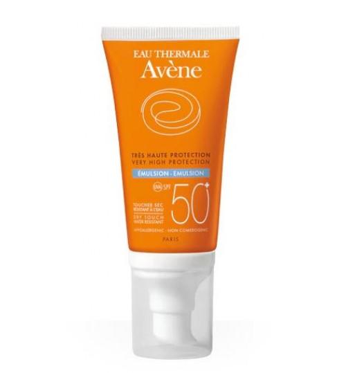 Avene Sol Fluido Spf50+ 50ml