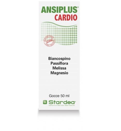 Ansiplus Cardio Gtt 50ml