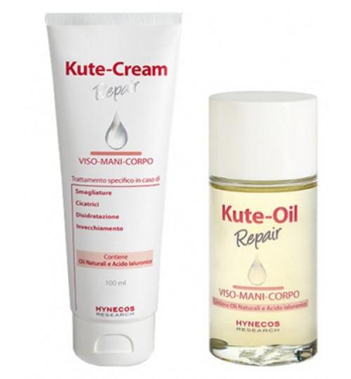 Combinata Kute Oil+cream