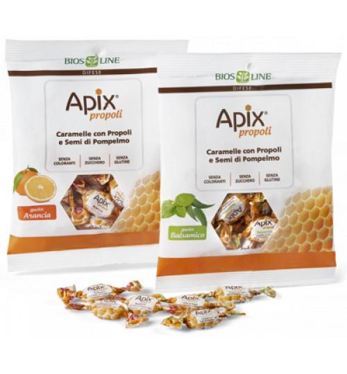 Apix Caramelle Arancia 50g