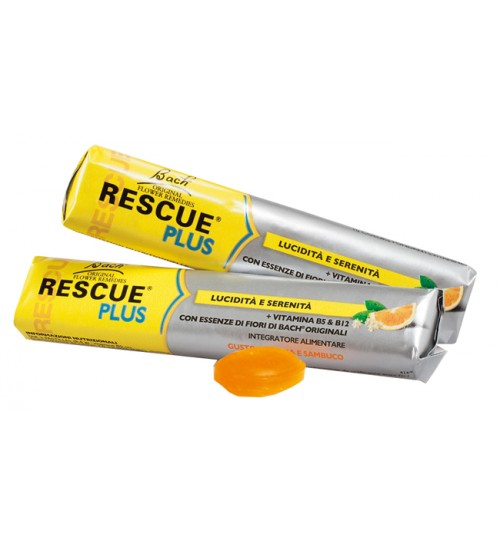 Rescue Plus 10conf Ara Sambuco
