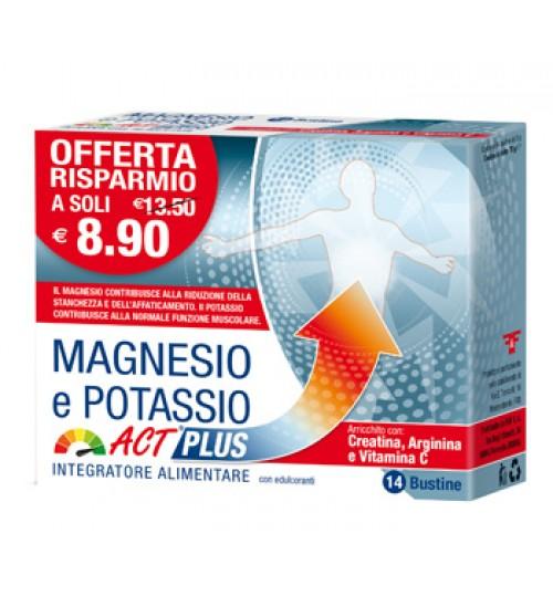 Magnesio Potassio Act Plus14bu
