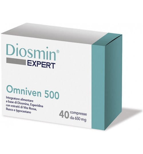 Diosmin Ex Omniven 500 40cpr