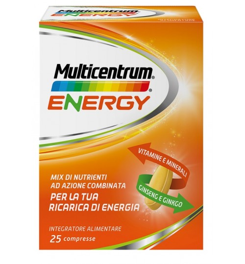 Multicentrum Mc Energy 25cps
