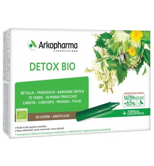 Arkofluidi Us Detox Bio 20f