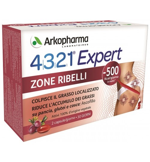 4321 Slim Zone Ribelli 60cps