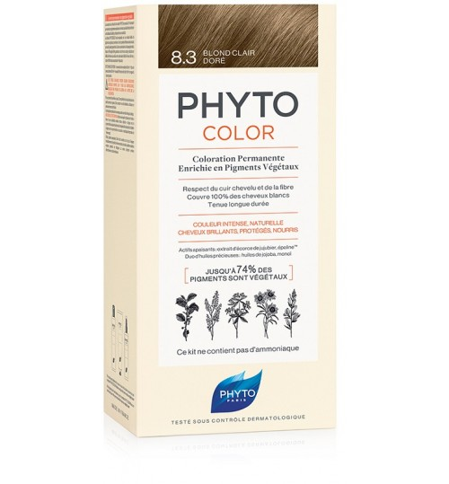 Phytocolor 8.3 Biondo Chi Dor