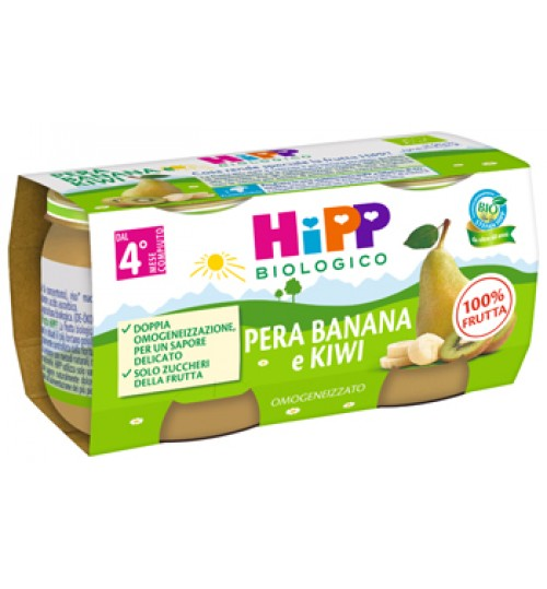Hipp Bio Omog Kiwi/ban/pe2x80g