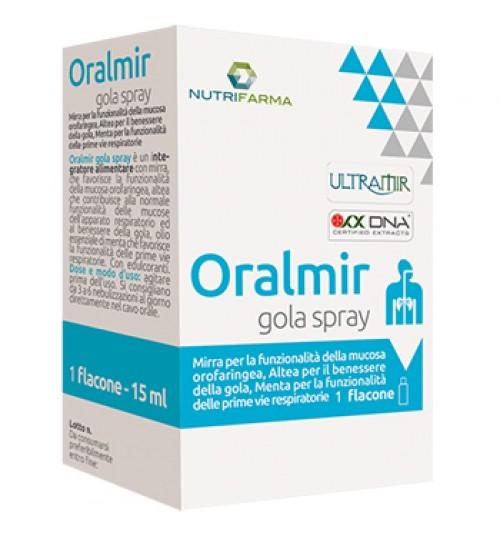 Oralmir Gola Spray 15ml