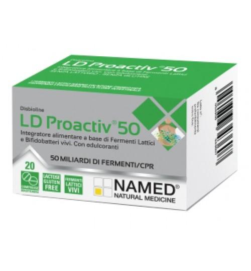 Disbioline Ld Proactiv50 20cpr