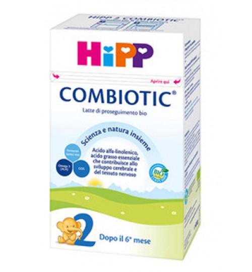 Hipp Bio Combiotic 2 Polv 600g