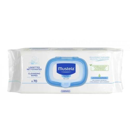 Mustela Salviette Detergenti