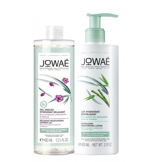 Jowae Duo Gel Doccia+ltt Idrat