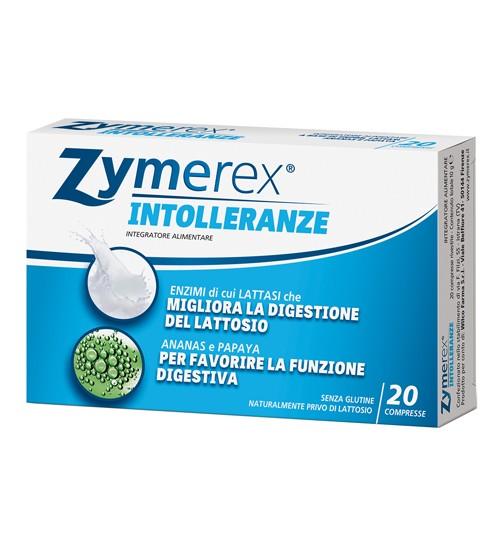 Zymerex Intolleranze 20cpr