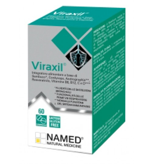 Viraxil 60cpr